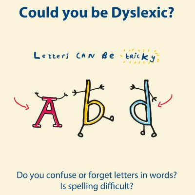 CO proud to support Dyslexia Awareness week