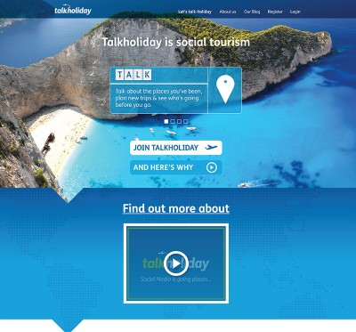 CO launches TalkHoliday with TV & brand campaign
